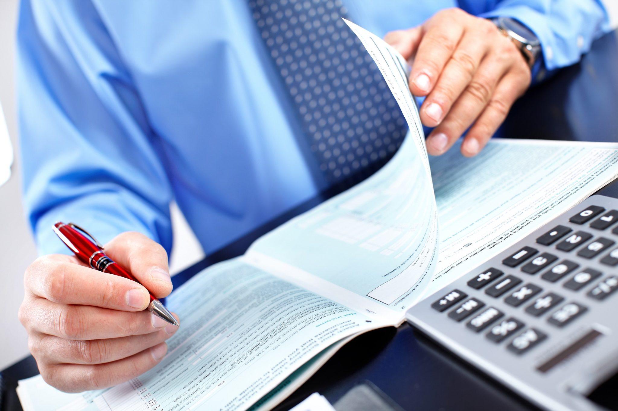 услуги бухгалтера сдача отчетов